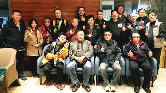 2019台灣網路媒體協會年度大會暨春酒圓滿成功